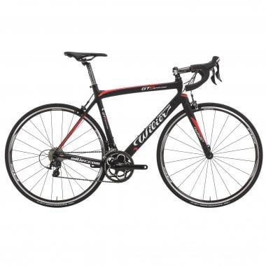 WILIER TRIESTINA GTR 34/50 Road Bike Shimano 105 5800 Black/Red 2016