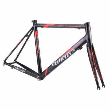 Cadre Route WILIER MONTEGRAPPA Noir/Rouge 2016
