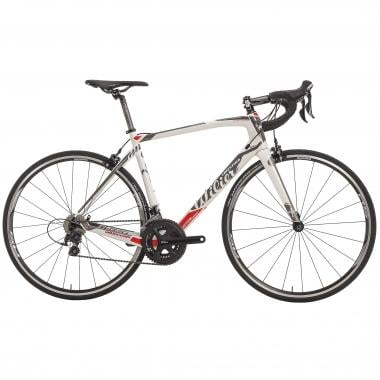 Bicicletta da Corsa WILIER TRIESTINA GTR TEAM Shimano 105 5800 34/50 Bianco 2017