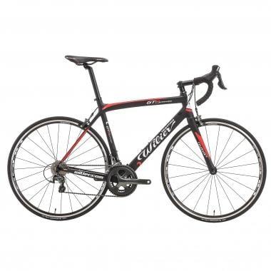 Bicicletta da Corsa WILIER TRIESTINA GTR Shimano Tiagra 4700 34/50 Nero/Rosso 2017