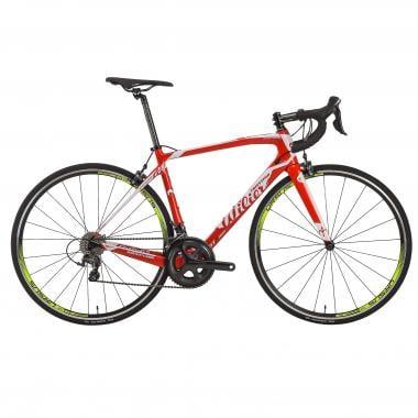 Bicicletta da Corsa WILIER TRIESTINA GTR TEAM REPLICA Shimano Ultegra 6800 34/50 Rosso 2018