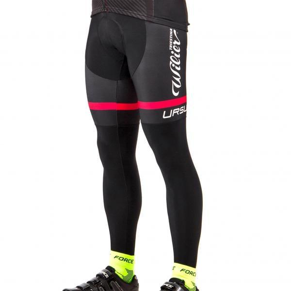 Cyclever Cuissard Long Team Pro V/élo Pantalons Cycliste Printemps