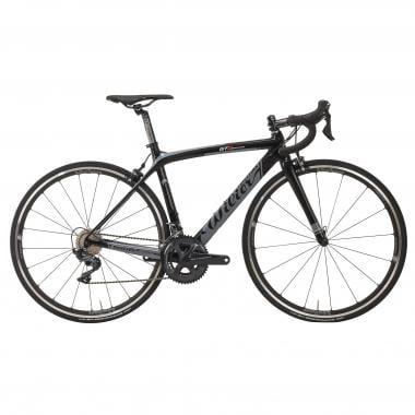 Bicicleta de Corrida WILIER TRIESTINA GTR Shimano Ultegra R8000 34/50 Preto/Cinzento 2019