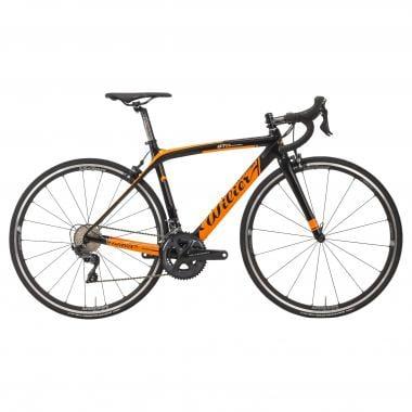 a586115f5 WILIER TRIESTINA GTR Shimano Ultegra R8000 34 50 Road Bike Black Orange 2019