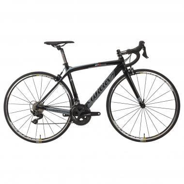 Bicicletta da Corsa WILIER TRIESTINA GTR Shimano 105 R7000 34/50 Nero/Grigio 2019