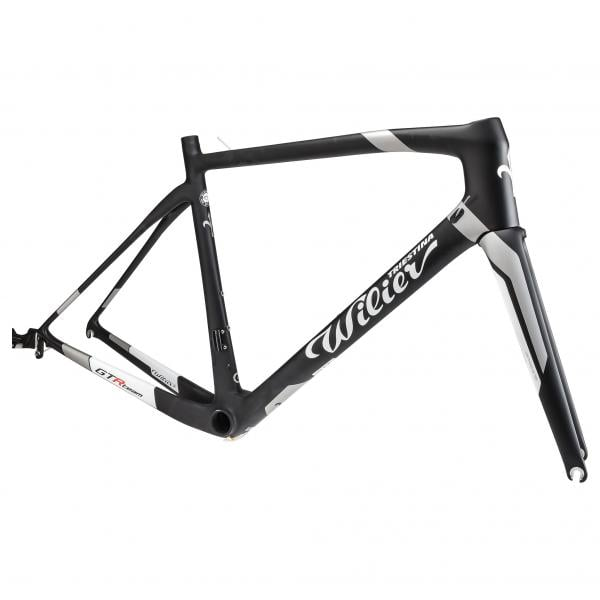 b6a2822d4a9 WILIER TRIESTINA GTR TEAM Road Frame Black/Grey 2019 - Probikeshop