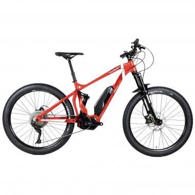 Mountain Bike eléctrica WILIER TRIESTINA 803TRB PRO Shimano XT 27,5+ Rojo