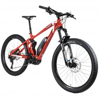 WILIER TRIESTINA 803TRB Shimano XT 27.5+ Electric MTB Red