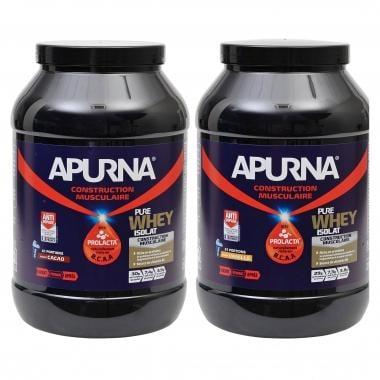 Boisson de Récupération APURNA PURE WHEY ISOLAT Hyperprotéinée (2,2 kg)