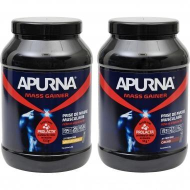 Bebida de recuperación APURNA MASS GAINER Hiperproteica (1,1 kg)
