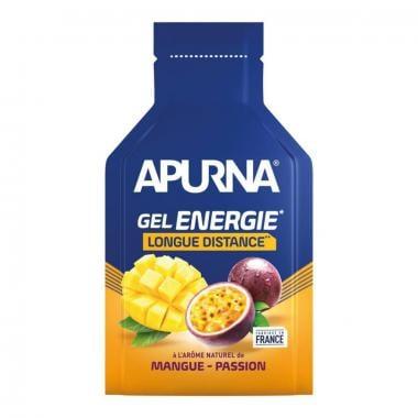 Poche de Gel Énergétique APURNA LONGUE DISTANCE BCAA Mangue Passion (35 g)