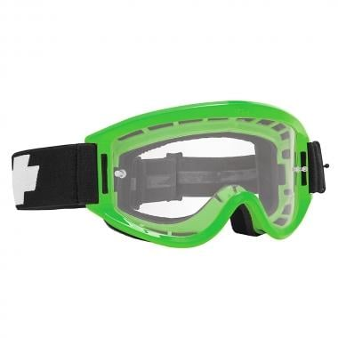 SPY BREAKAWAY GREEN Goggles Clear Lens