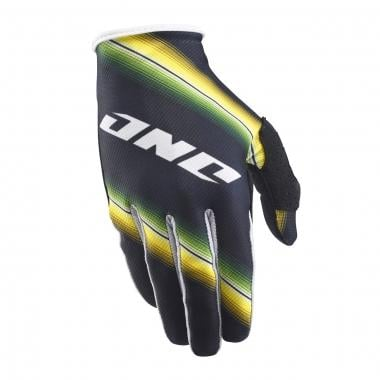 Gants ONE INDUSTRIES ZERO ZEROPE Vert/Jaune