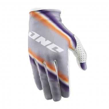 ONE INDUSTRIES ZERO ZEROPE Gloves Orange/Purple