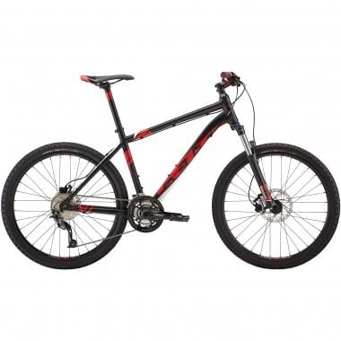 "Mountain Bike FELT SIX 70 26"" Negro/Rojo 2016"