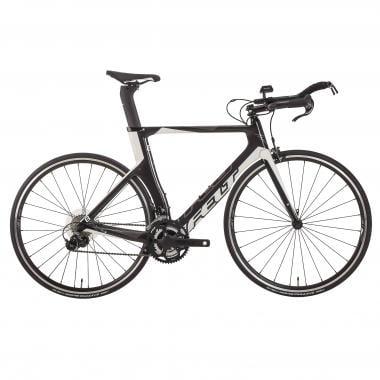 Vélo de Contre La Montre FELT B16  Shimano 105 5800/MicroShift 34/50 Noir/Blanc 2017