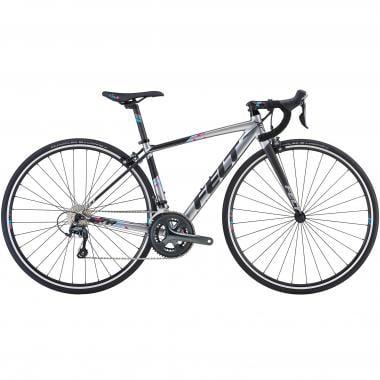 Bicicletta da Corsa FELT FR40W Shimano Tiagra 4700 34/50 Donna Grigio/Nero 2017