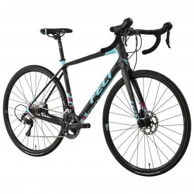 Bicicleta de carrera FELT VR6W DISC Shimano Tiagra Mix 36/46 Mujer Gris/Azul