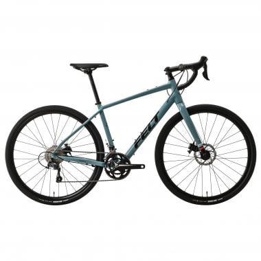 Bicicleta de Gravel FELT BROAM 40 Shimano Tiagra Mix 30/46 Azul/Negro 2019
