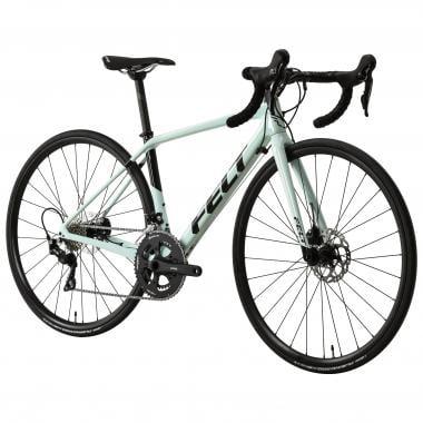 Bicicleta de Corrida FELT FR5W DISC Shimano 105 Mix 34/50 Mulher Azul/Preto 2019