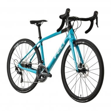 Vélo de Course FELT VR3W DISC Shimano Ultegra R8020 34/50 Femme Bleu/Noir 2019
