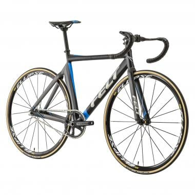 Vélo de Piste FELT TK2 Noir/Gris/Bleu