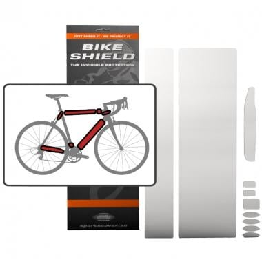 Protections Adhésives pour Vélo BIKE SHIELD FULL-PACK