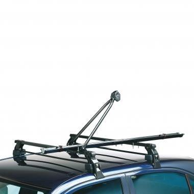 Portabicicleta PERUZZO LUCKY TWO CRUISER 317 1 bicicleta sobre la baca