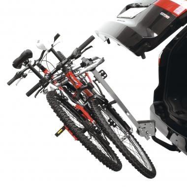 Portabicicletas PERUZZO AREZZO 667 2 bicicletas sobre la bola de remolque