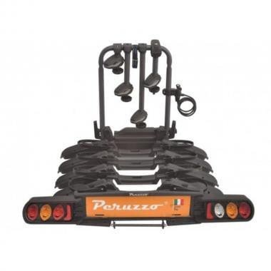 Fahrradträger PERUZZO PURE INSTINCT 708 Für 4 Fahrräder Anhängerkupplungsmontage