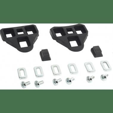 Kit de calas VELOX para pedales LOOK DELTA Negro