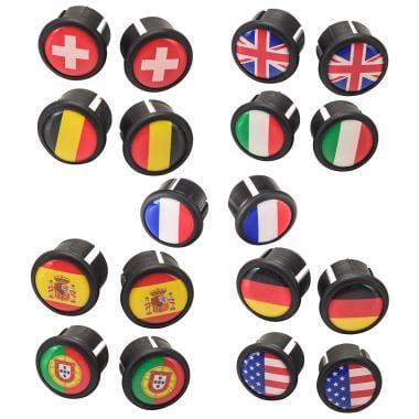 Bouchons de Cintre VELOX COUNTRY (x2)