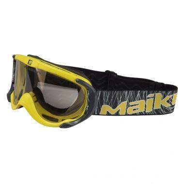 Gafas máscara MAIKUN NET Niño Amarillo Lente Iridium Oro