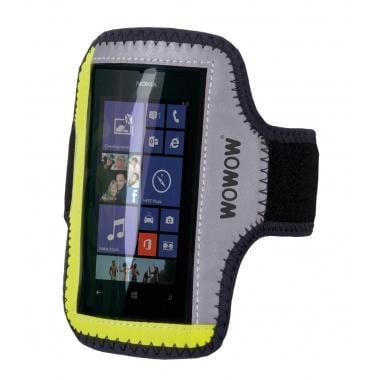 Braçadeira para Smartphone WOWOW Amarelo