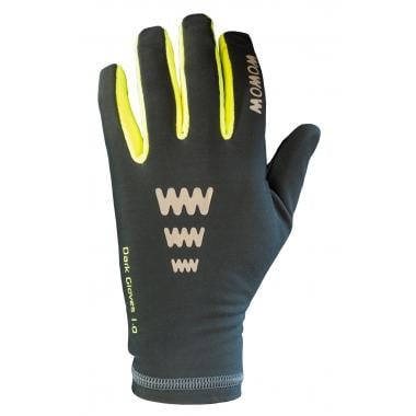 Guantes WOWOW DARK GLOVES 1.0 Reflectantes Gris