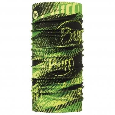 Braga para cuello BUFF HIGH UV FLASH LOGO Amarillo/Verde/Negro