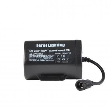 Batterie Supplémentaire 5200 mAh FEREI pour Éclairage HL50/BL800F/BL200/BL200XQ