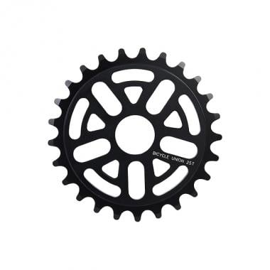 "Couronne BICYCLE UNION ""V"" Noir"