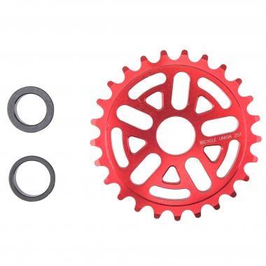 """Corona BICYCLE UNION """"V"""" Rojo"""