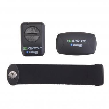 Misuratore di Potenza + Cintura Cardio per Home Trainer KINETIC INRIDE T-2000