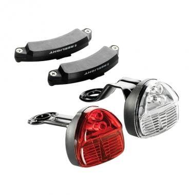 Iluminações Dianteira e Traseira REELIGHT SL100 FLASH