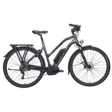 Bicicleta de senderismo eléctrica MATRA ISTEP TOUR XT Gris 2016