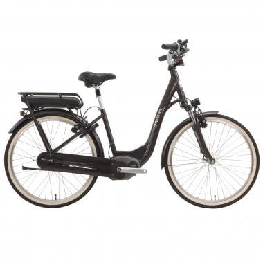 Bicicleta de paseo eléctrica MATRA IFLOW CONFORT N7 Marrón 2016