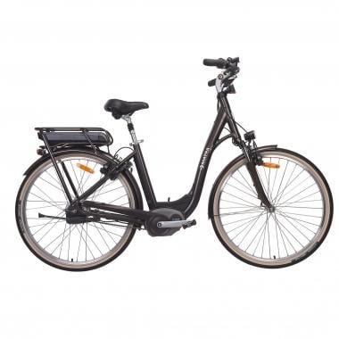 Bicicleta de paseo eléctrica MATRA IFLOW CONFORT AUTO 400Wh Marrón 2016