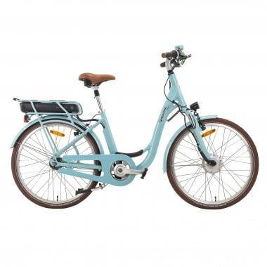Bicicleta de paseo eléctrica MATRA IFLOW N7 Azul 2016