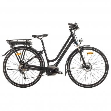 Bicicletta Ibrida Elettrica MATRA I-STEP ACTIVE D10 Nero 2016