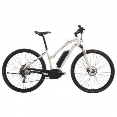 Bicicleta todocamino eléctrica MATRA I-STEP SL D10 Blanco 2016