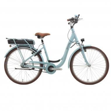 Bicicleta de paseo eléctrica MATRA IFLOW CLASSIC N7 Azul 2016