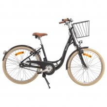 Bicicletta da Città con Cambio Automatico MATRA RETROCHIC Nero