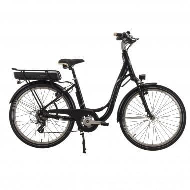 Vélo de Ville Électrique MATRA i-FLOW FREE D8 Noir 2017